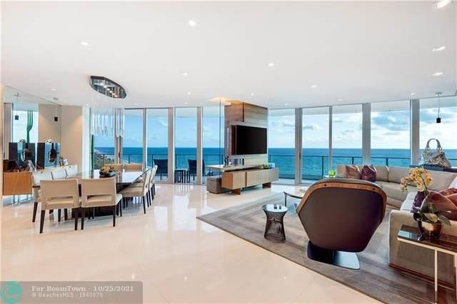 701 N Fort Lauderdale Beach Blvd #1202, Fort Lauderdale, FL 33304 (MLS #F10305879) :: The Paiz Group
