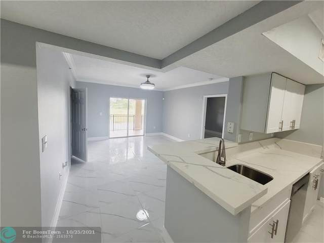 201 SW 116th Ave 22-204, Pembroke Pines, FL 33025 (#F10305898) :: Baron Real Estate
