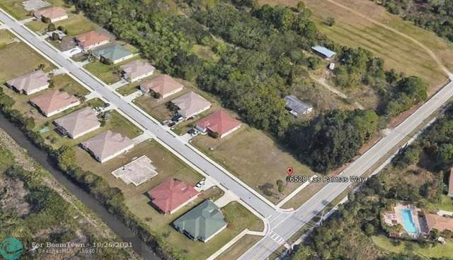 6405 Las Palmas Way, Port Saint Lucie, FL 34952 (MLS #F10305925) :: THE BANNON GROUP at RE/MAX CONSULTANTS REALTY I