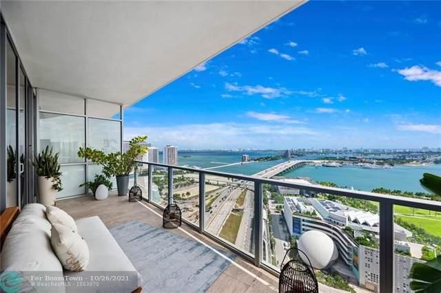 1100 Biscayne Blvd #2803, Miami, FL 33132 (#F10305981) :: Baron Real Estate