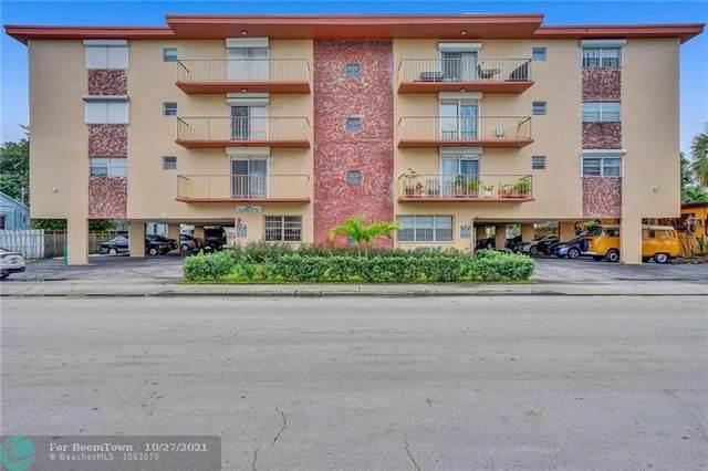 2010 Fillmore St #309, Hollywood, FL 33020 (MLS #F10305989) :: Berkshire Hathaway HomeServices EWM Realty
