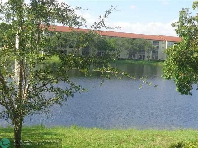 12900 SW 13th St 202E, Pembroke Pines, FL 33027 (MLS #F10306092) :: Patty Accorto Team