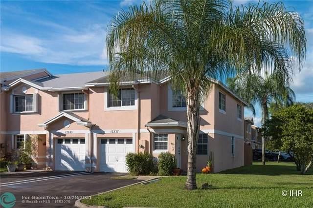 12237 SW 50th St, Cooper City, FL 33330 (MLS #F10306186) :: GK Realty Group LLC