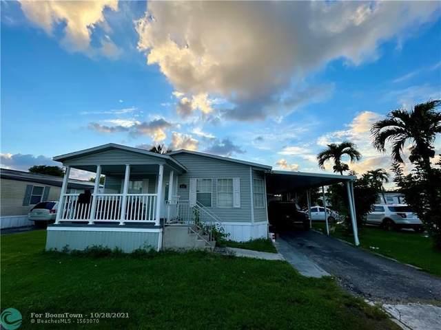 411 NW 134th Way, Plantation, FL 33325 (MLS #F10306231) :: GK Realty Group LLC