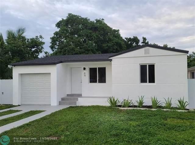 45 NW 116th St, Miami, FL 33168 (MLS #F10306274) :: Patty Accorto Team