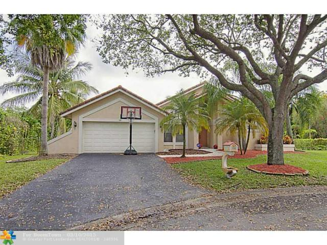 133 SW 120TH WY, Coral Springs, FL 33071 (MLS #F1331686) :: Green Realty Properties