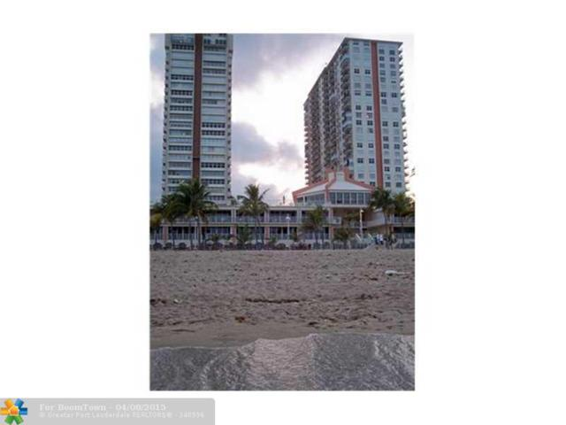 111 Briny Ave 26-08, Pompano Beach, FL 33062 (MLS #F1336020) :: Patty Accorto Team