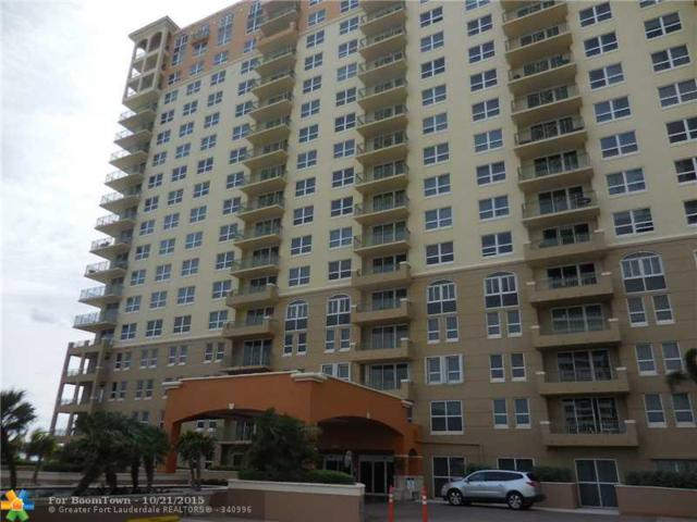 2080 S Ocean Dr #104, Hallandale, FL 33009 (MLS #F1363309) :: Green Realty Properties