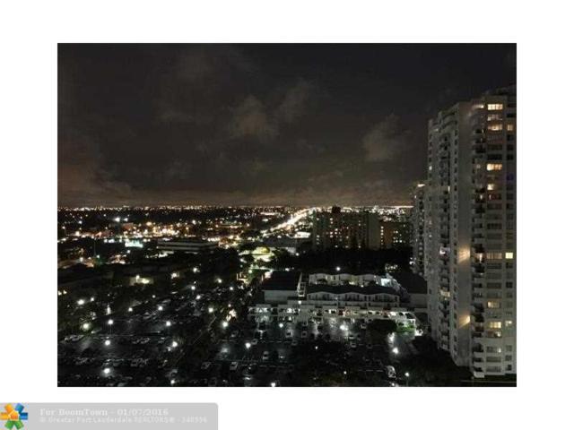 18011 Biscayne Bl 1802-1, Aventura, FL 33160 (MLS #F1372896) :: Green Realty Properties