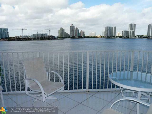 18260 N Bay Rd #610, Sunny Isles Beach, FL 33160 (MLS #F1376603) :: Green Realty Properties