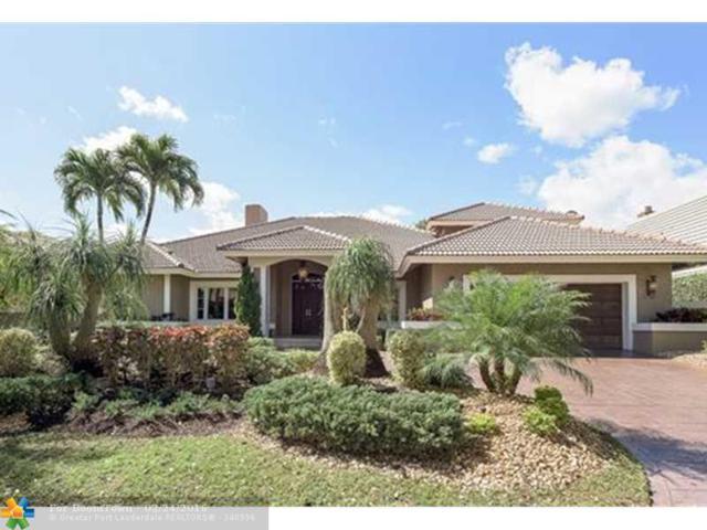 1880 Merion Ln, Coral Springs, FL 33071 (MLS #F1381270) :: Green Realty Properties