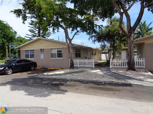 923 SE 2nd Ave 1-6, Hallandale, FL 33009 (MLS #H10156186) :: Berkshire Hathaway HomeServices EWM Realty