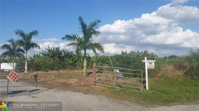 0 SW 192nd Ter, Southwest Ranches, FL 33332 (MLS #H10176590) :: Green Realty Properties
