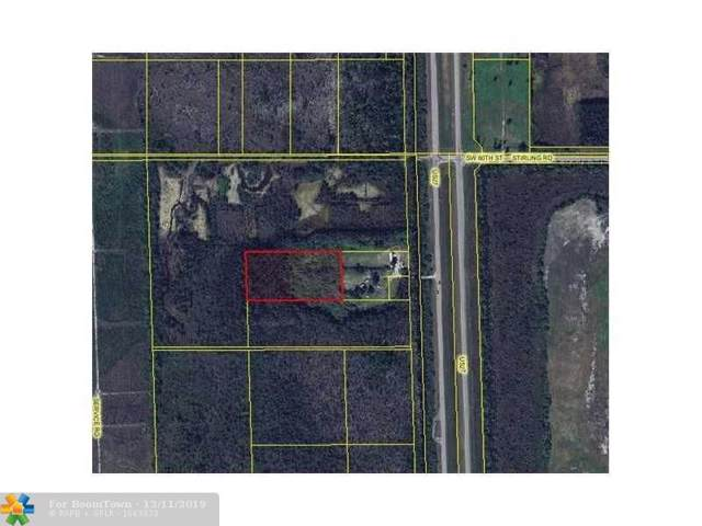 0 Us 27 Hwy, Southwest Ranches, FL 33332 (MLS #H10178486) :: RE/MAX Presidential Real Estate Group