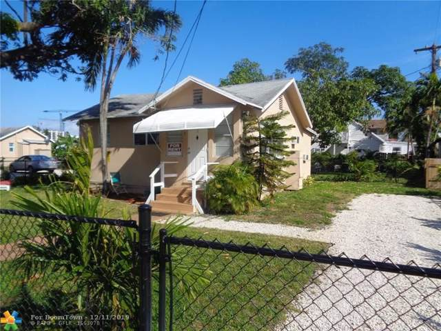 611 S 24th Ave, Hollywood, FL 33020 (MLS #H10388961) :: The Paiz Group