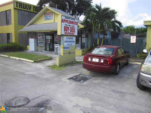 5921 S Hallandale Beach Blvd, West Park, FL 33023 (MLS #H10552290) :: Castelli Real Estate Services