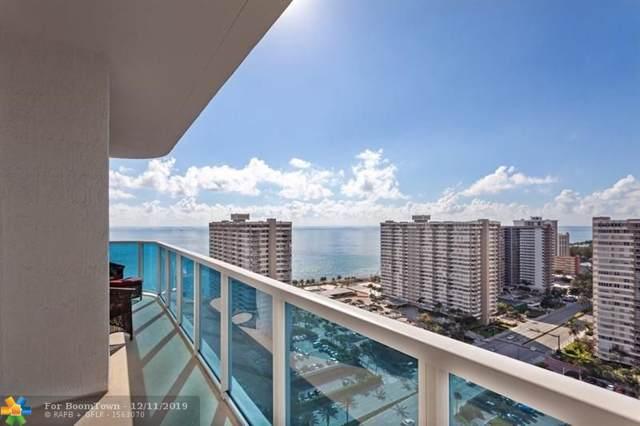 1945 S Ocean Dr #2203, Hallandale, FL 33009 (#H10627549) :: Posh Properties