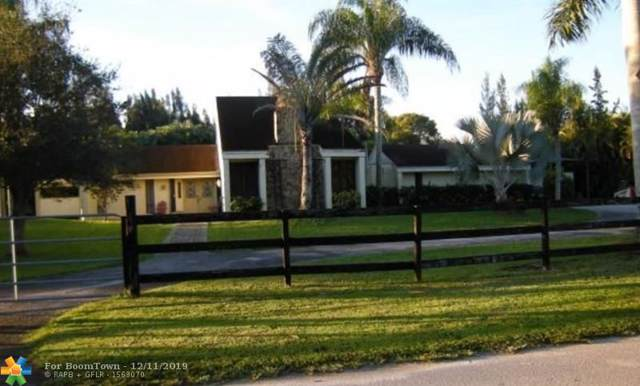 18130 SW 68th Ct, Southwest Ranches, FL 33331 (MLS #H10675178) :: RE/MAX Presidential Real Estate Group