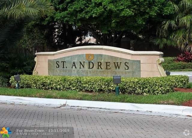 12154 Saint Andrews Pl #102, Miramar, FL 33025 (MLS #H10695118) :: Patty Accorto Team