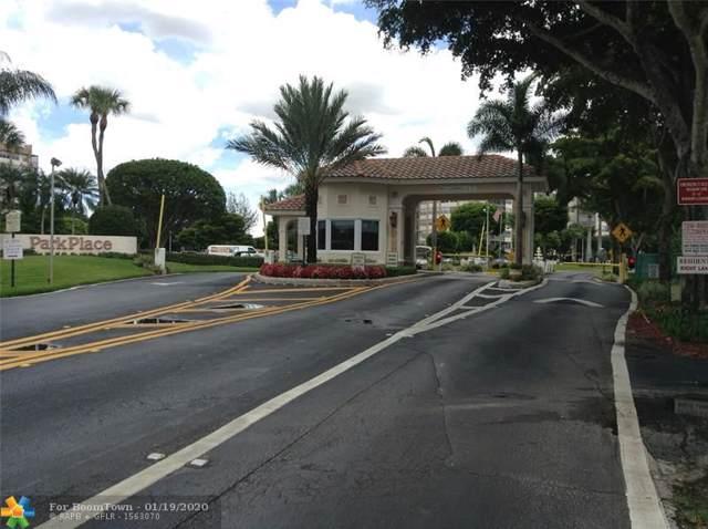 1200 Saint Charles Pl #502, Pembroke Pines, FL 33026 (MLS #H10710266) :: Laurie Finkelstein Reader Team