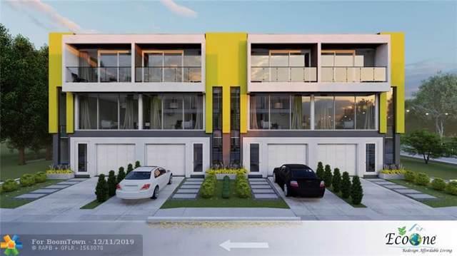 851 NW 8th Avenue, Pompano Beach, FL 33060 (MLS #H10724833) :: Berkshire Hathaway HomeServices EWM Realty