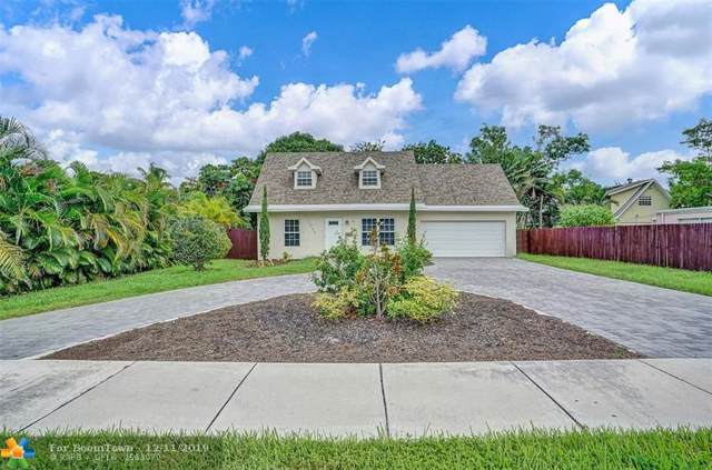 1585 NE 38th St, Oakland Park, FL 33334 (MLS #H10726368) :: The O'Flaherty Team
