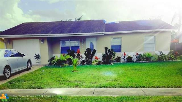 7918 Sw 5 Street, North Lauderdale, FL 33068 (MLS #H10732498) :: RICK BANNON, P.A. with RE/MAX CONSULTANTS REALTY I