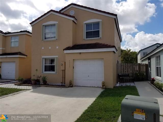 6220 Seminole Ter, Margate, FL 33063 (MLS #H10748757) :: Berkshire Hathaway HomeServices EWM Realty