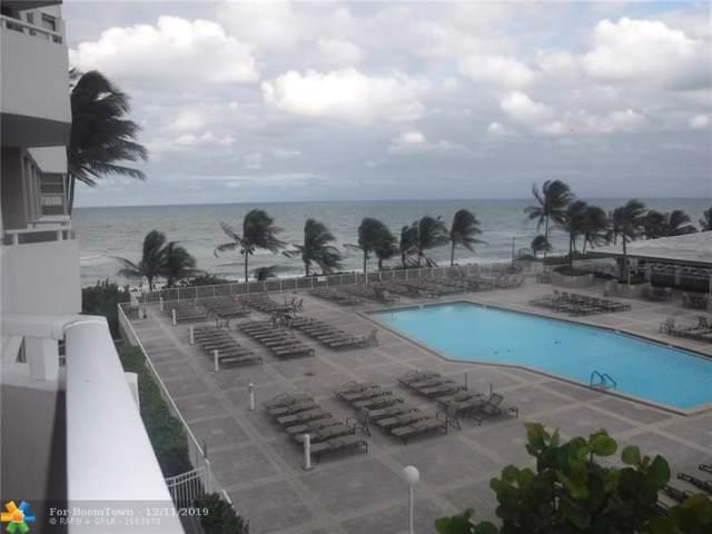 1950 S Ocean Dr 3L, Hallandale, FL 33009 (MLS #H10750558) :: Berkshire Hathaway HomeServices EWM Realty