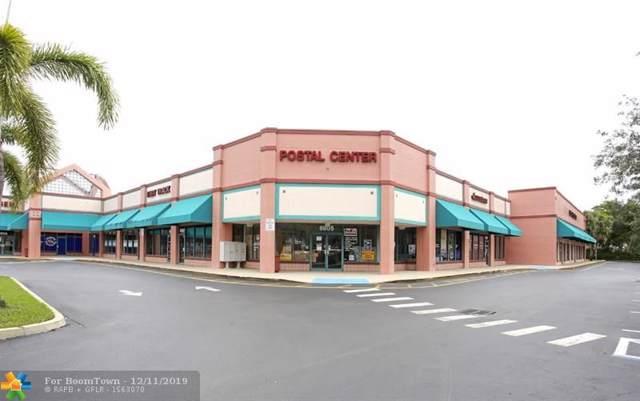 6771-6933 W Commercial Blvd, Tamarac, FL 33319 (MLS #H10750665) :: Berkshire Hathaway HomeServices EWM Realty