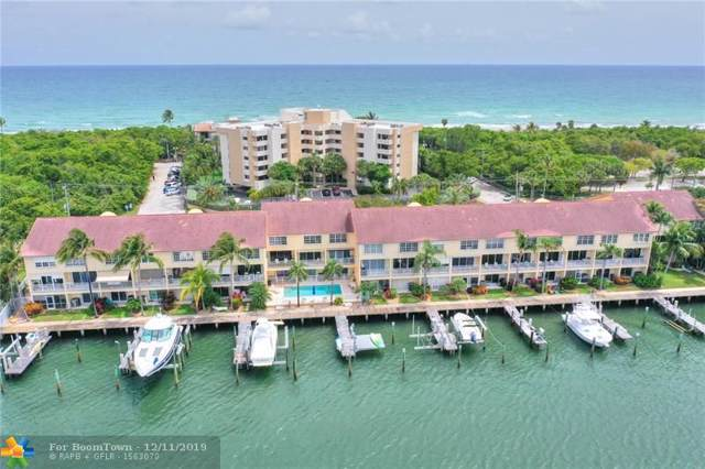 4232 N Ocean Dr #4232, Hollywood, FL 33019 (MLS #H10750722) :: Berkshire Hathaway HomeServices EWM Realty