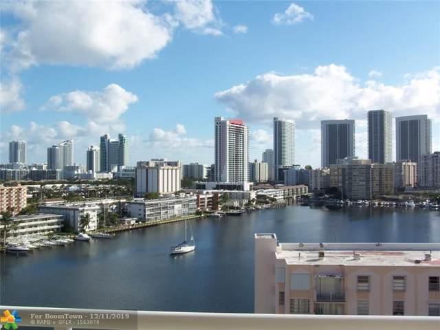 437 Golden Isles Dr 5I, Hallandale Beach, FL 33009 (#H10753645) :: Baron Real Estate
