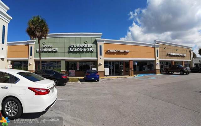 166 N University Dr, Pembroke Pines, FL 33024 (MLS #H10763555) :: The Paiz Group