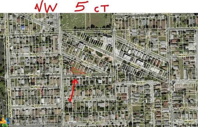 5 Nw Ct, Hallandale, FL 33009 (MLS #H10764315) :: Green Realty Properties
