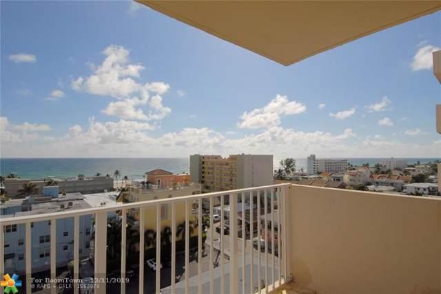 211 S Ocean Dr #903, Hollywood, FL 33019 (MLS #H10766347) :: Berkshire Hathaway HomeServices EWM Realty