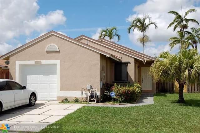 1140 SW 109th Ave, Pembroke Pines, FL 33025 (MLS #H10767814) :: Berkshire Hathaway HomeServices EWM Realty