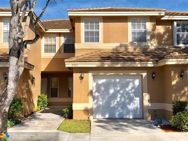 10182 Royal Palm Blvd 702-A, Coral Springs, FL 33065 (MLS #H10771662) :: Green Realty Properties