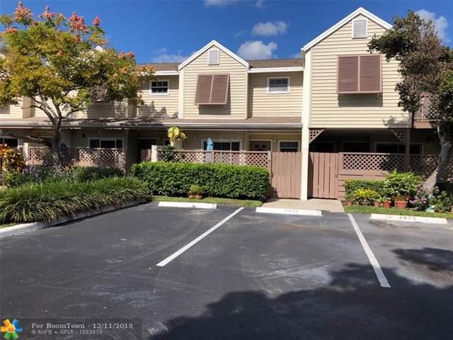 4877 N Hemingway Cir #197, Margate, FL 33063 (MLS #H10772607) :: Green Realty Properties