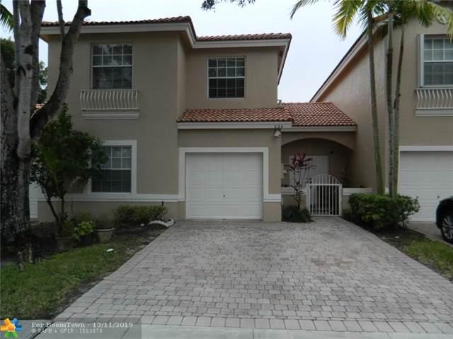 626 NW 129th Way, Pembroke Pines, FL 33028 (MLS #H10773459) :: Berkshire Hathaway HomeServices EWM Realty
