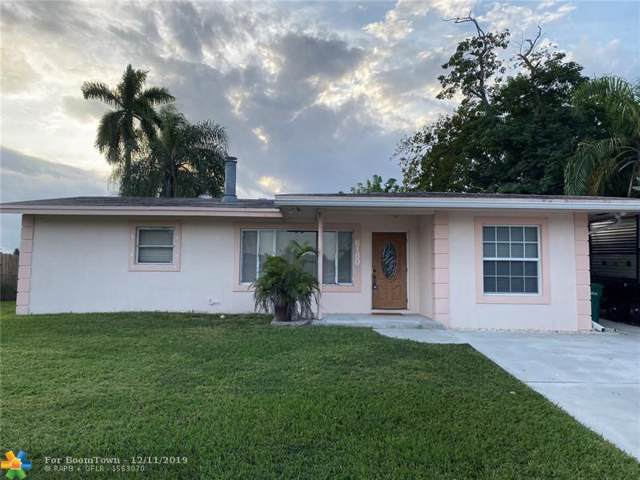 6180 NW 20th Ct, Margate, FL 33063 (MLS #H10778823) :: Castelli Real Estate Services