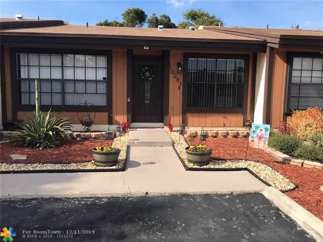 10281 Oleander Court, Pembroke Pines, FL 33026 (MLS #H10780033) :: Berkshire Hathaway HomeServices EWM Realty