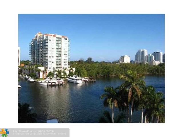 2670 E Sunrise Blvd #1123, Fort Lauderdale, FL 33304 (MLS #F10005653) :: Green Realty Properties