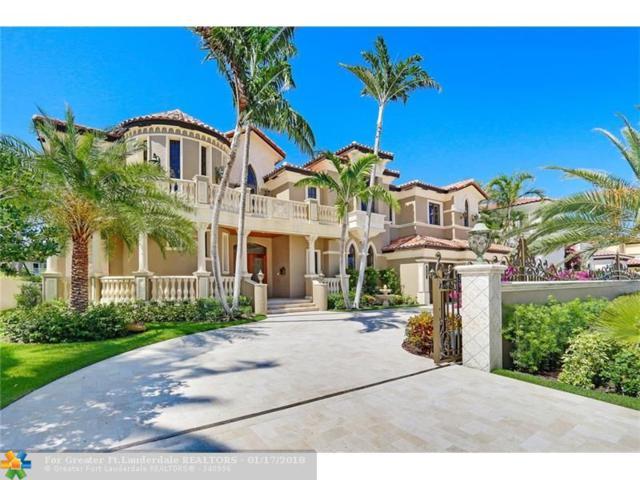 2415 NE 25th St, Lighthouse Point, FL 33064 (MLS #F10014893) :: Green Realty Properties