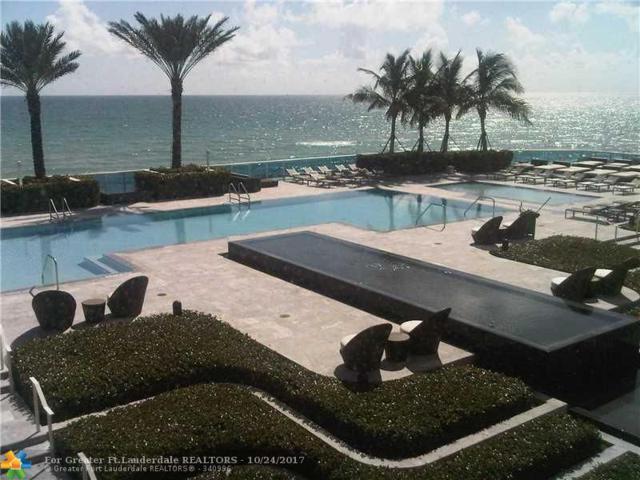 2711 S Ocean Dr #3803, Hollywood, FL 33019 (MLS #F10030389) :: Green Realty Properties