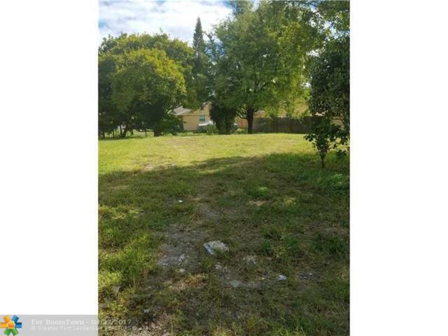1528 NW 7th Ter, Pompano Beach, FL 33060 (MLS #F10036866) :: Green Realty Properties