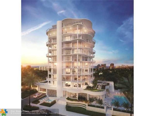 620 Bayshore Drive #701, Fort Lauderdale, FL 33304 (MLS #F10038260) :: Green Realty Properties