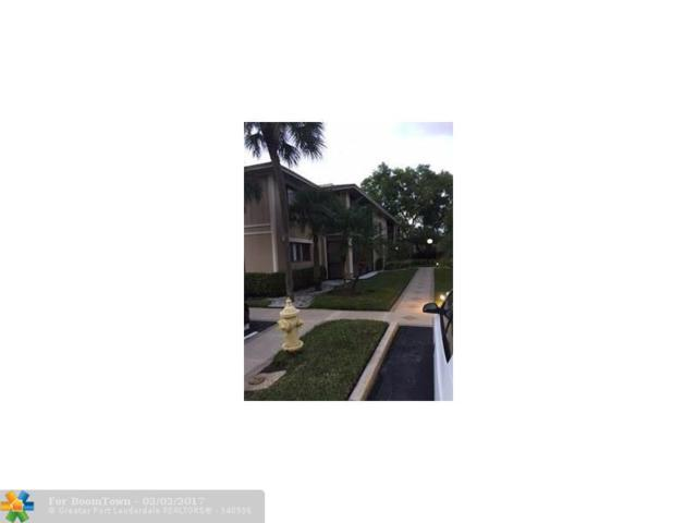 7813 Ashmont Cir #101, Tamarac, FL 33321 (MLS #F10042269) :: Green Realty Properties