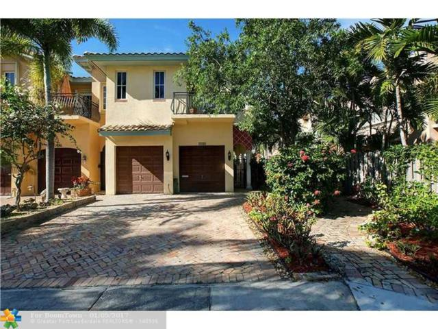1423 Bayview Dr #1423, Fort Lauderdale, FL 33304 (MLS #F10045860) :: Green Realty Properties