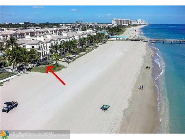 4322 El Mar Dr #10, Lauderdale By The Sea, FL 33308 (MLS #F10047931) :: Green Realty Properties