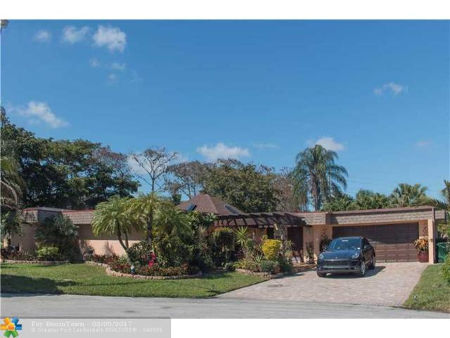 5307 Sea Grape Cir, Tamarac, FL 33319 (MLS #F10053166) :: Green Realty Properties